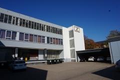 Gewerbepark Löw Hof und Rampe